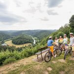 tips om duurzaam te reizen fietsen in eigen land Wallonië