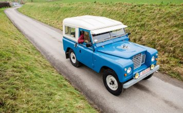 Land Rover Serie 3 Defender