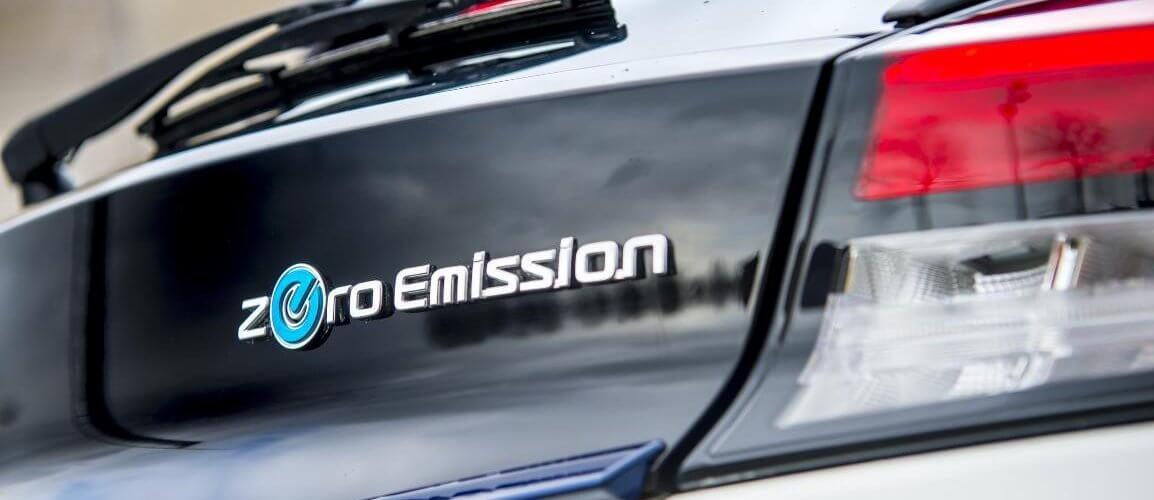 premie elektrische auto
