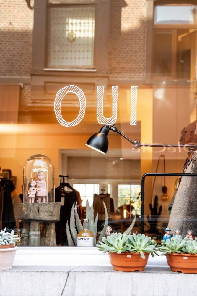 8x shoppen in Hasselt Paplou