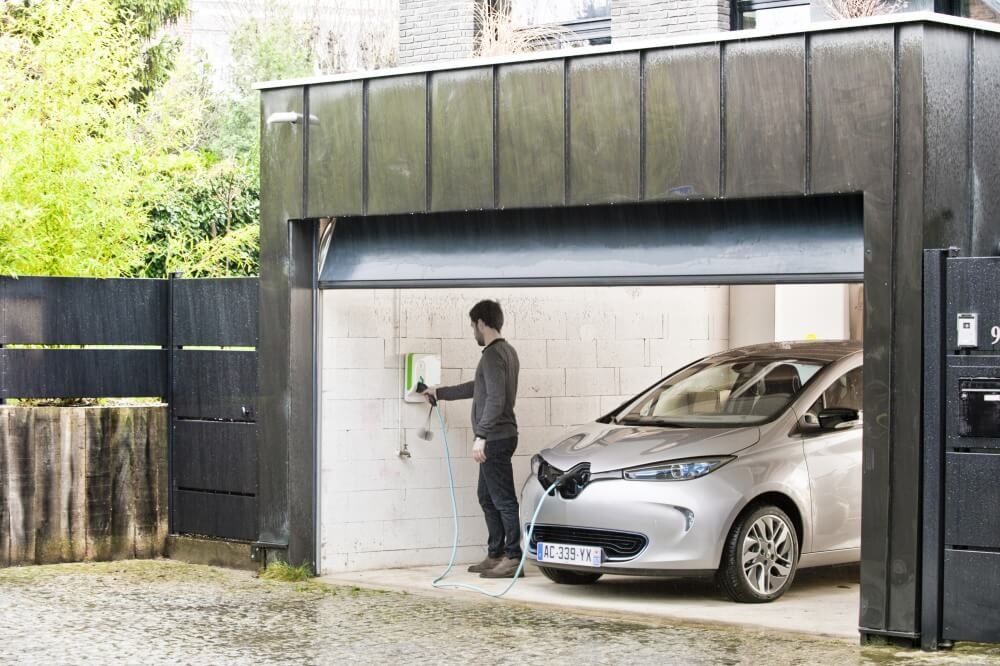 Wat heb je nodig om thuis je elektrische auto te laden?