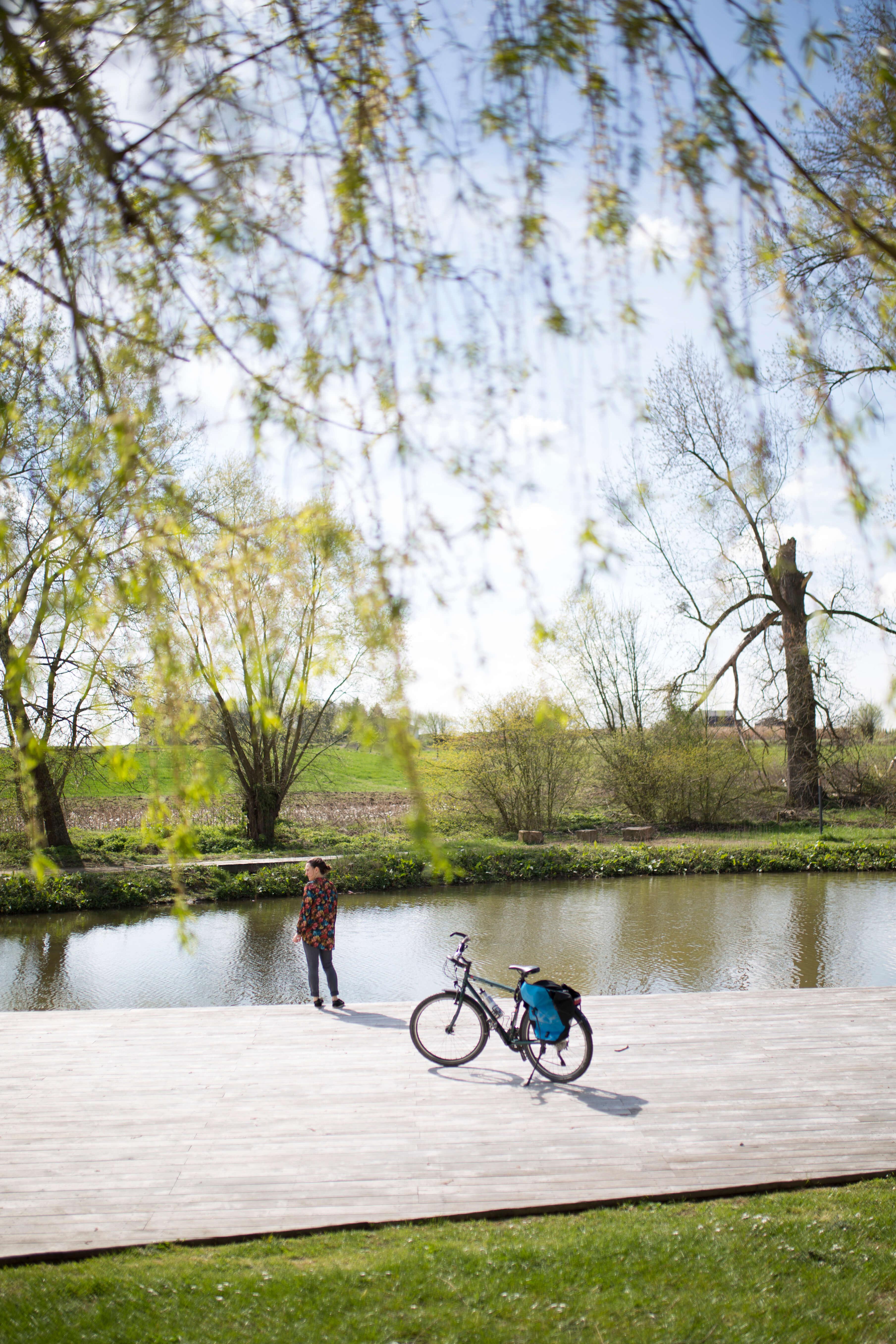 Brussel fietsen
