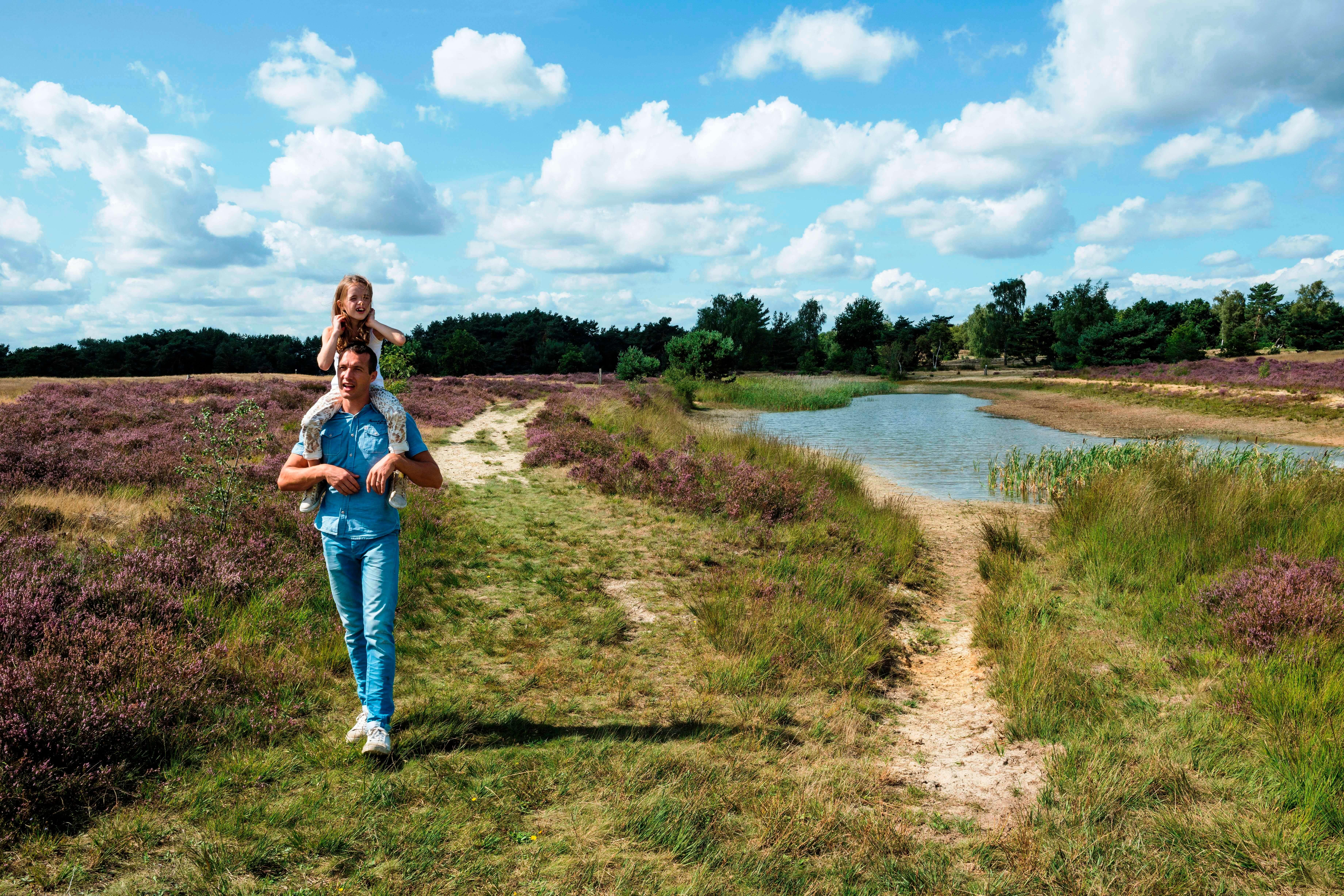 Kies mee de mooiste wandeling van het land