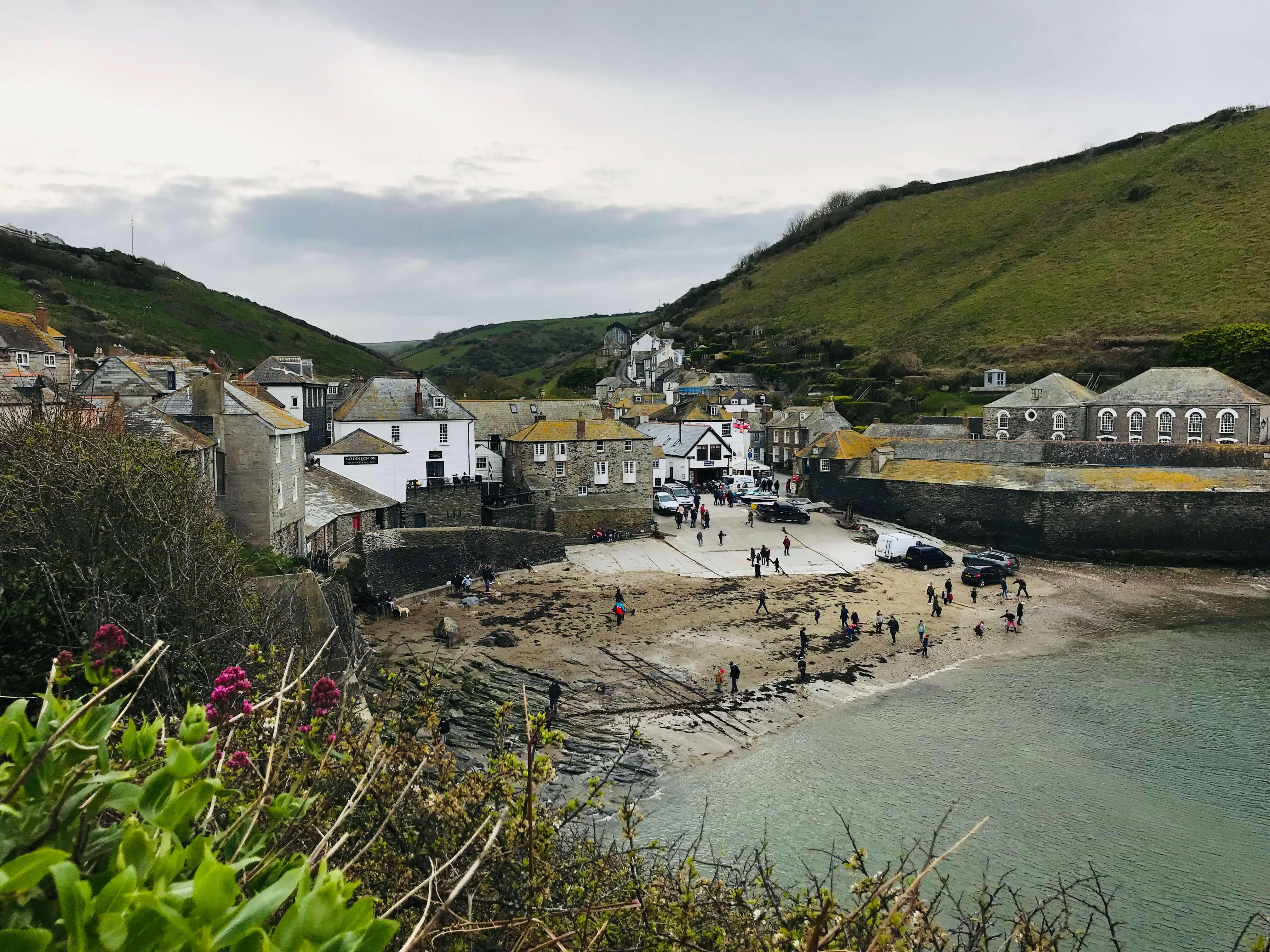 Cornwall Devon