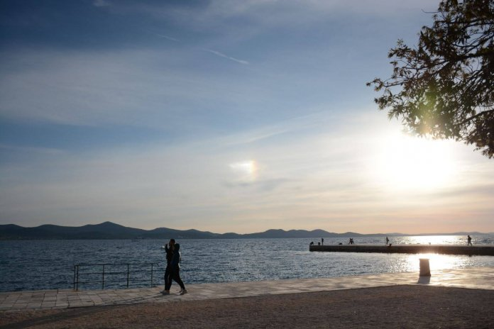 Zadar, het startpunt van de ultieme roadtrip door Kroatië. © Sofie Roth