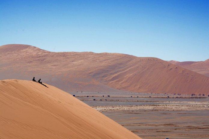 De mooiste stops op een roadtrip door Namibië
