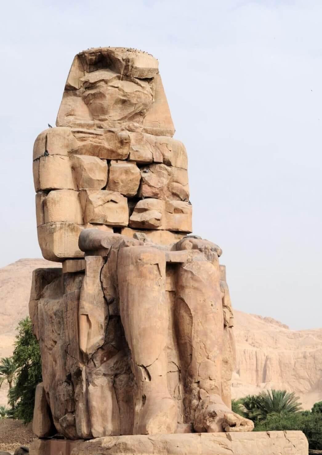 Nijlcruise Egypte piramides tempels
