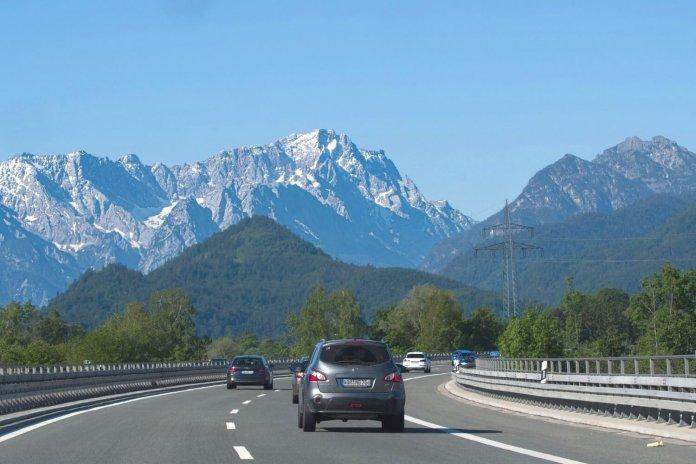 Oostenrijk verkeersregels snelweg