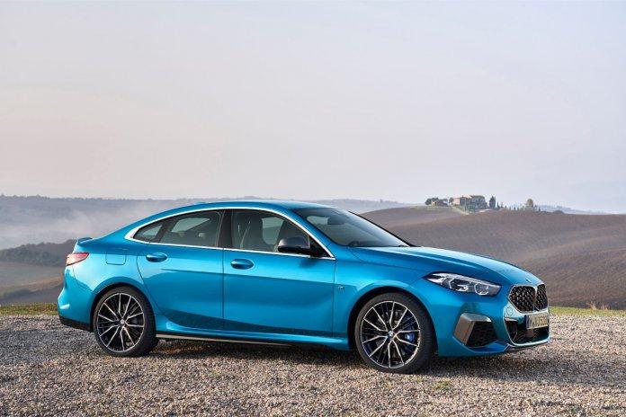 Autosalon BMW 2 Gran Coupé
