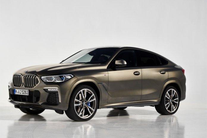 Autosalon BMW X6