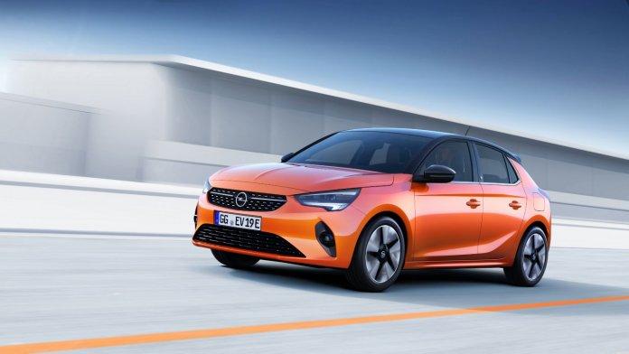 Autosalon Opel Corsa