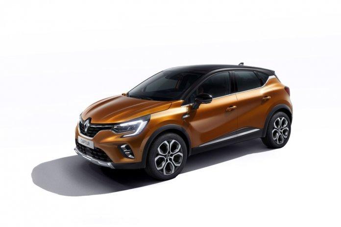 Autosalon Renault Captur