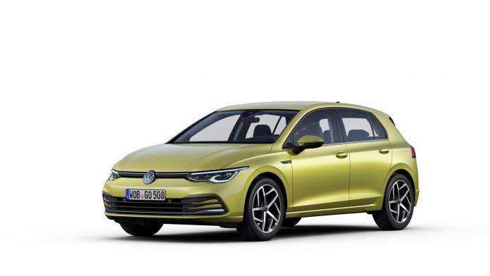 Autosalon Volkswagen Golf