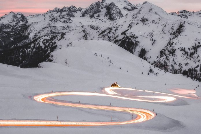 drukte skigebieden