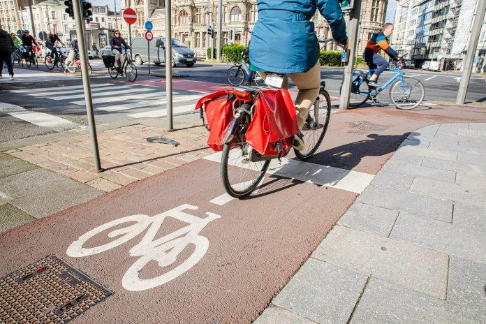 meer ruimte voor fietsers