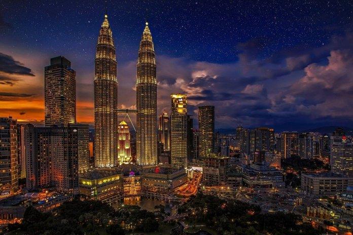 Kuala Lumpur hoofdsteden