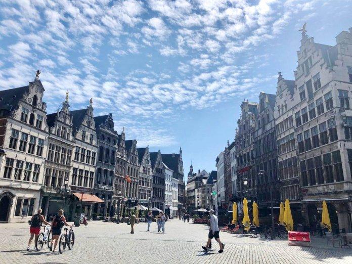 Laat je in Antwerpen verrassen door Antwerp Unplugged