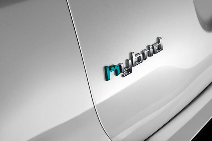 batterij van een hybride