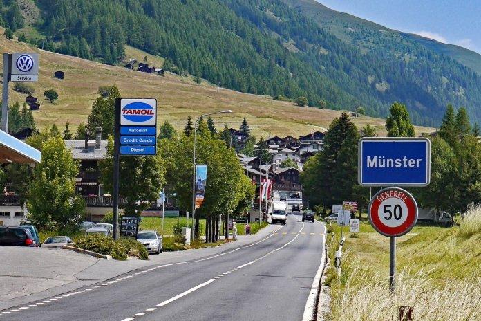 verkeersregels Zwitserland