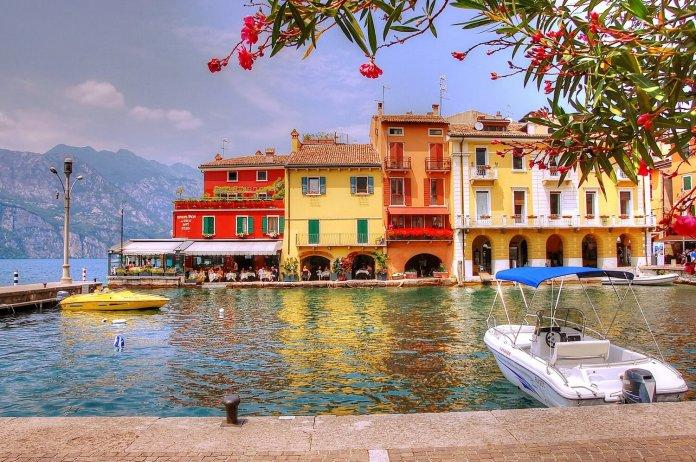 Italië zomer van 2020