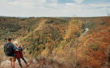 De knapste panorama's van de Ardennen