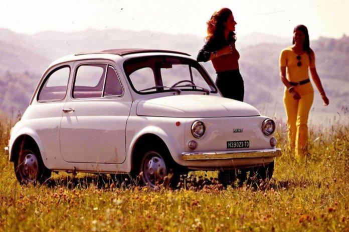 Fiat 500 bijnamen van auto's