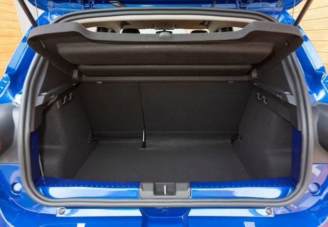 Dacia Sandero koffer