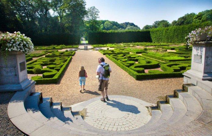 De mooiste tuinen van België
