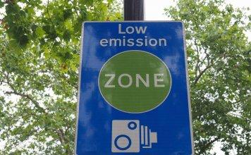 nieuwe milieuzones