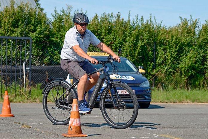 opleiding elektrisch fietsen