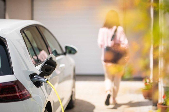 elektrische auto laden belastingvermindering
