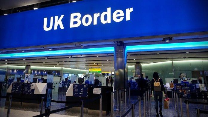reizen naar Verenigd Koninkrijk